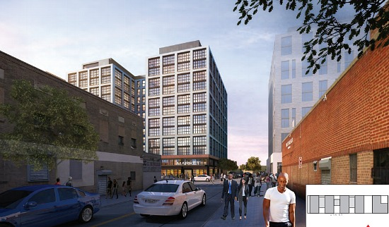A New Design For Massive Union Market Project: Figure 1
