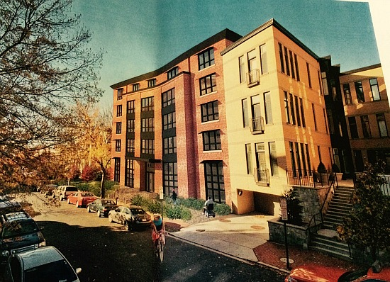 165-Unit Project Planned For One of the Highest Points in Columbia Heights: Figure 1