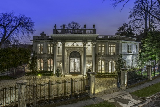 $16.5 Million Mansion Near Embassy Row Hits the Market: Figure 1