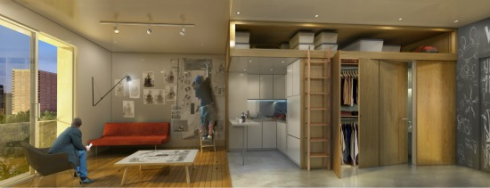 NYC's First Micro-Units Will Deliver in December: Figure 2
