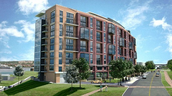 First Phase of 670-Unit Anacostia River Development Gets Approval: Figure 1