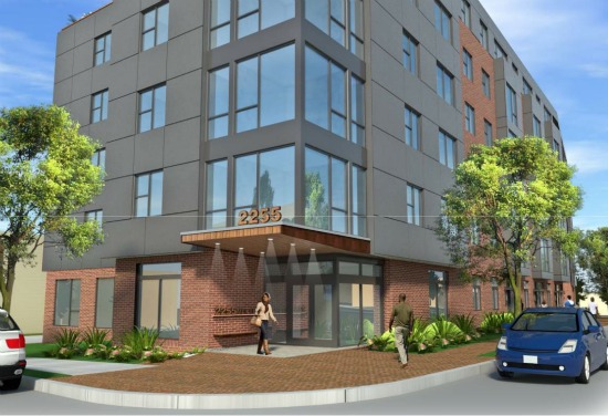 Four Points' 70-Unit Anacostia Project Moves Forward: Figure 2