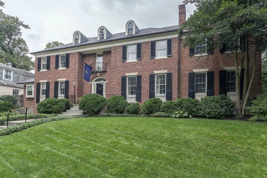 Former Sen. Evan Bayh's DC House Hits the Market: Figure 1
