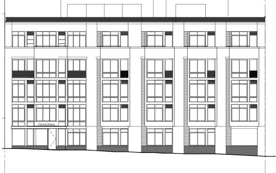 Developer Plans to Convert Adams Morgan Office Building to 47 Residences: Figure 1
