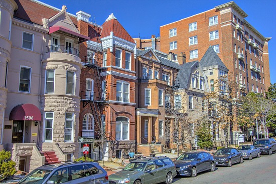 Package Deal: Three Dupont Circle Rowhouses to Hit the Market: Figure 1