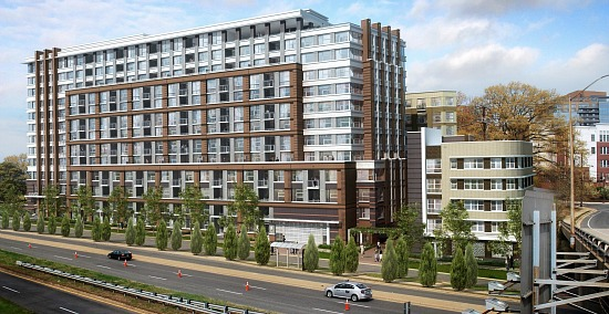 395-Unit Project in Courthouse Gets Green Light: Figure 2