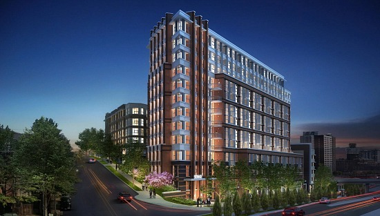 395-Unit Project in Courthouse Gets Green Light: Figure 1