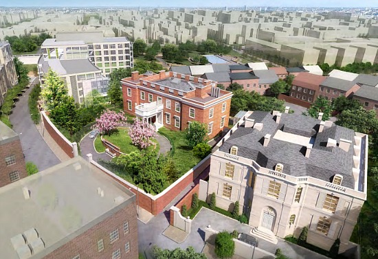 140 Residences Proposed Across From Meridian Hill Park: Figure 2
