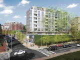 140 Residences Proposed Across From Meridian Hill Park