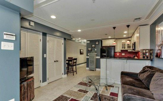 an english basement in a bloomingdale rowhouse