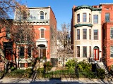 Two Logan Circle Rowhouses and Lot Hit the Market for $6 Million