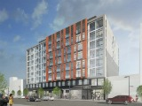 Renderings and Details of the 125 Units Planned for 315 H Street