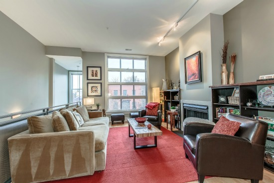 Best New Listings: A Logan Condo, a Glover Rowhouse and a Capitol Hill Loft: Figure 1