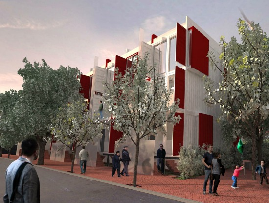 Shipping Container Apartments Proposed Near H Street Will Not Move Forward: Figure 1