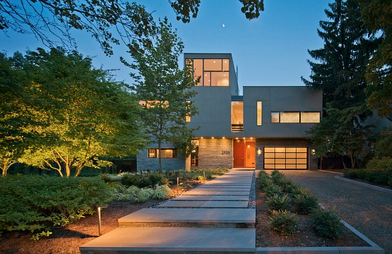 Friday Eye Candy: The Brandywine House in Forest Hills: Figure 2