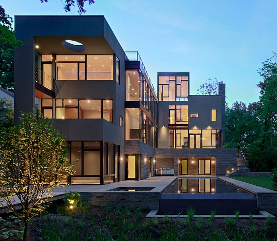Friday Eye Candy: The Brandywine House in Forest Hills: Figure 5