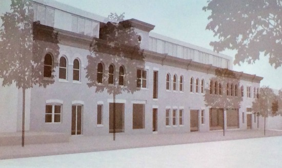 120 Units Planned for Chapman Stables, Former Home of the Brass Knob: Figure 1