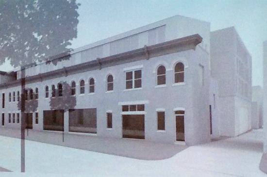 120 Units Planned for Chapman Stables, Former Home of the Brass Knob: Figure 2