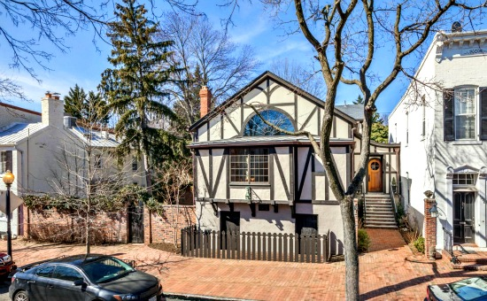 Former Chapel Turned Home Hits the Market in Georgetown: Figure 1