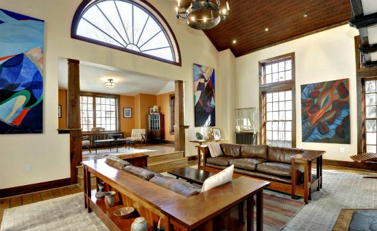 Former Chapel Turned Home Hits the Market in Georgetown: Figure 2