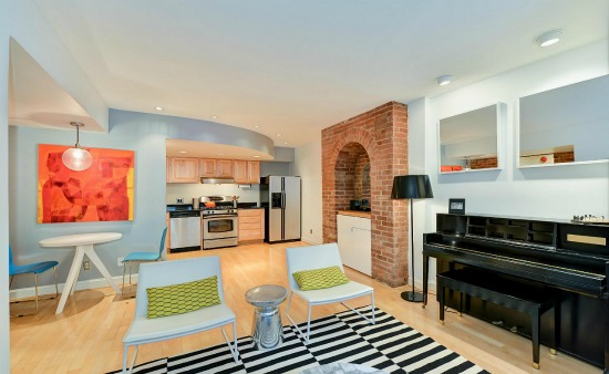 Best New Listings: A Logan Condo, a Glover Rowhouse and a Capitol Hill Loft: Figure 2