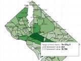 DC Property Assessments Rise Sixfold Since 2000