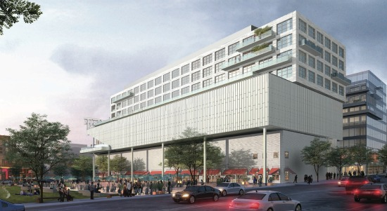 Big Expansion Plans for Union Market Get Zoning Approval: Figure 1