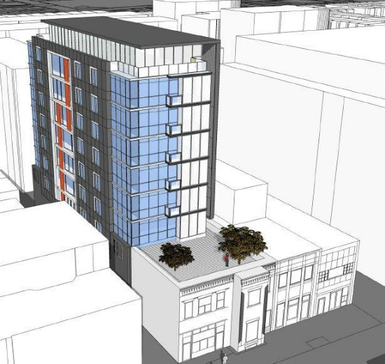 From 25 to 33 to 23: The Evolution of a U Street Condo Project: Figure 2