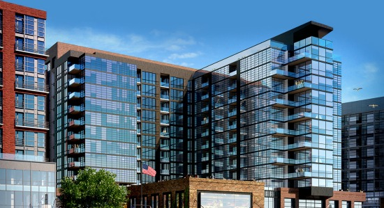 The Wharf S First Residential Building To Deliver In 2017