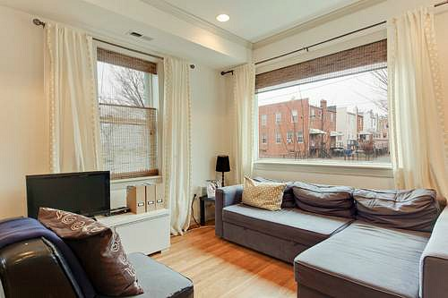What $3,000 a Month Rents You in DC: Figure 2