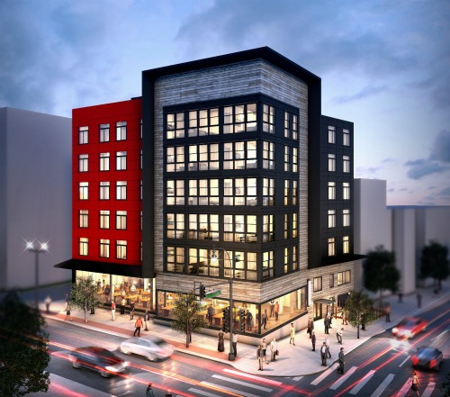 Fahrenheit Building on Georgia Avenue Sells, Will Go Rental: Figure 1