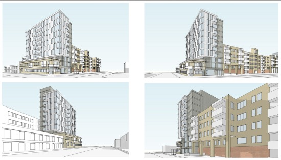 30-Unit Residential Project With Retail Planned For U Street: Figure 1