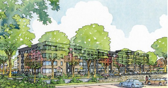 150 Affordable Housing Units Planned for Deanwood: Figure 2