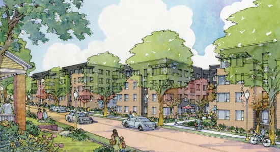 150 Affordable Housing Units Planned for Deanwood: Figure 1