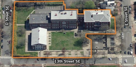 A Closer Look at the Townhome and Condo Project Planned For Capitol Hill Schoolhouse: Figure 1