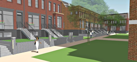 A Closer Look at the Townhome and Condo Project Planned For Capitol Hill Schoolhouse: Figure 5