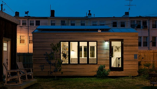 A Tiny House For $100 and 350 Words: Figure 2