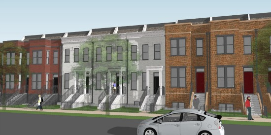 A Closer Look at the Townhome and Condo Project Planned For Capitol Hill Schoolhouse: Figure 4