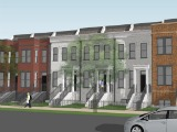 A Closer Look at the Townhome and Condo Project Planned For Capitol Hill Schoolhouse