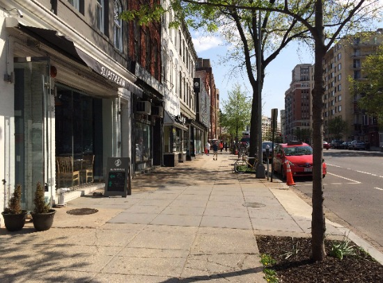 ANC Committee Supports Logan Circle Coffeshop's Bid For a Parklet: Figure 1