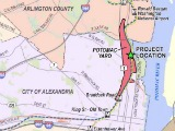 Alexandria Picks Site for Potomac Yard Metro