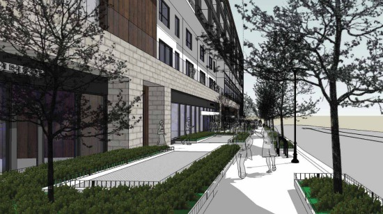 New Renderings and Details of the 319-Unit Building Planned for U Street: Figure 2