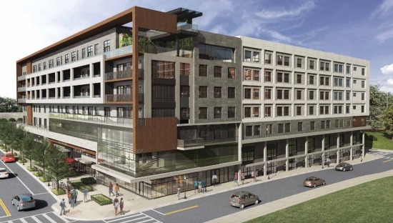 New Renderings and Details of the 319-Unit Building Planned for U Street: Figure 4