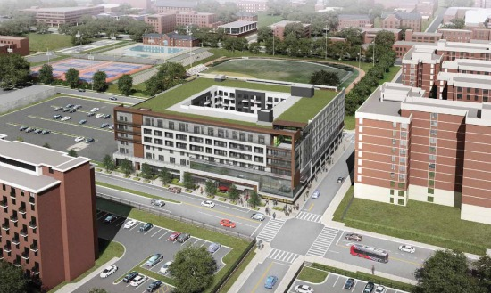 New Renderings and Details of the 319-Unit Building Planned for U Street: Figure 3