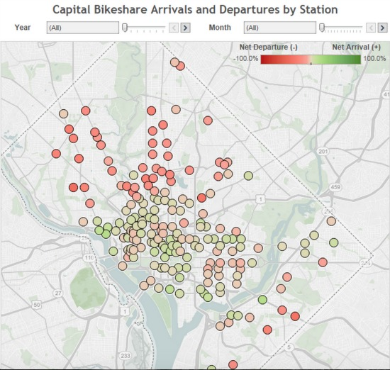 And the Busiest Capital Bikeshare Station Is...: Figure 1