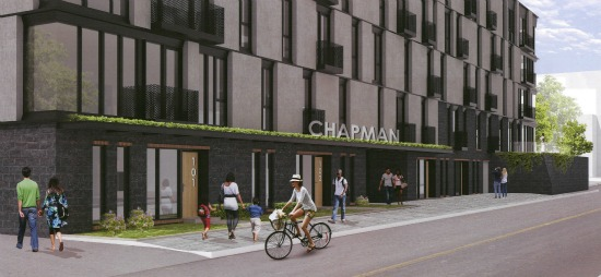 New Details and Renderings for 120-Unit Project at Truxton Circle's Chapman Stables: Figure 5