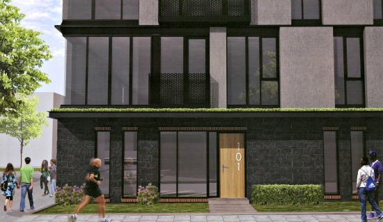 New Details and Renderings for 120-Unit Project at Truxton Circle's Chapman Stables: Figure 6