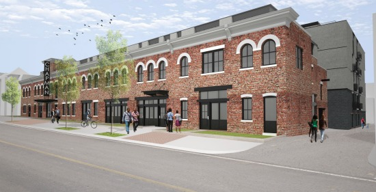 New Details and Renderings for 120-Unit Project at Truxton Circle's Chapman Stables: Figure 2