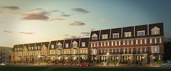 Coming to Brookland: 45 High-End Townhomes: Figure 2