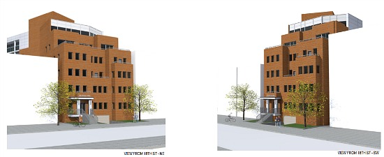 Micro-Units Scrapped, Hotel Planned For Dupont Circle Office Building: Figure 3